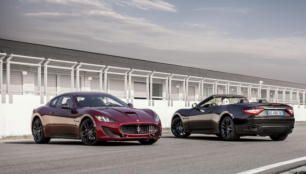 Maserati gioi thieu loat xe dac biet tai trien lam Geneva hinh anh 2