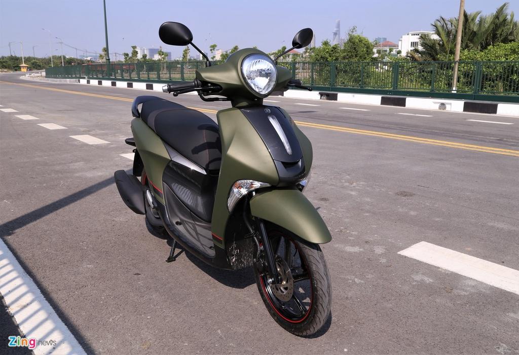 Yamaha Janus Limited Premium anh 1