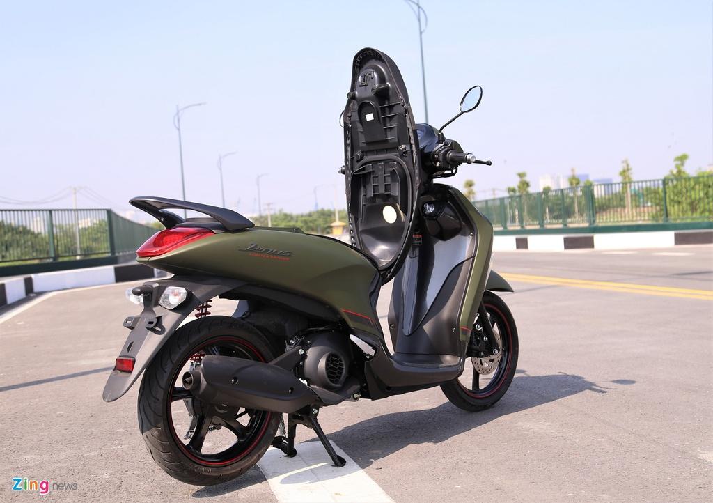 Yamaha Janus Limited Premium anh 13