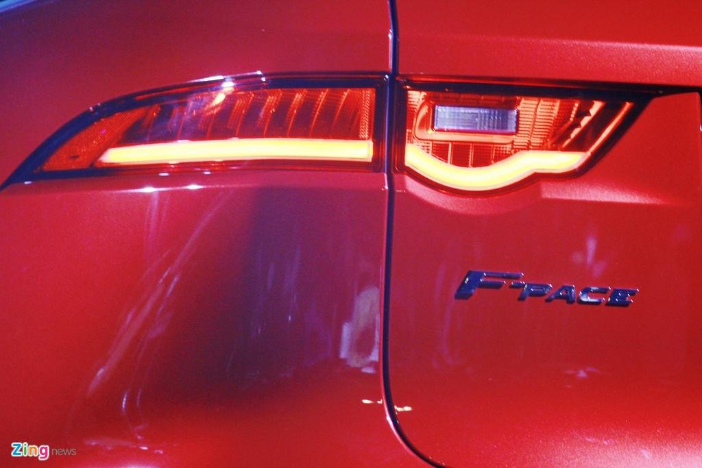 Jaguar F-Pace dau tien ra mat tai Viet Nam hinh anh 5