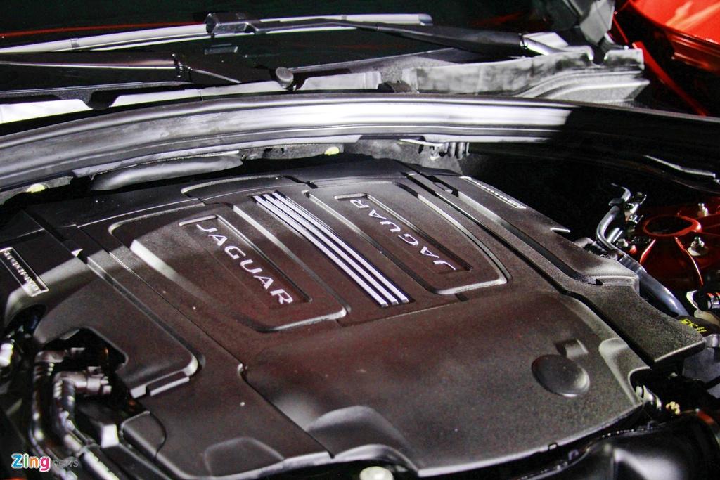 Jaguar F-Pace dau tien ra mat tai Viet Nam hinh anh 13