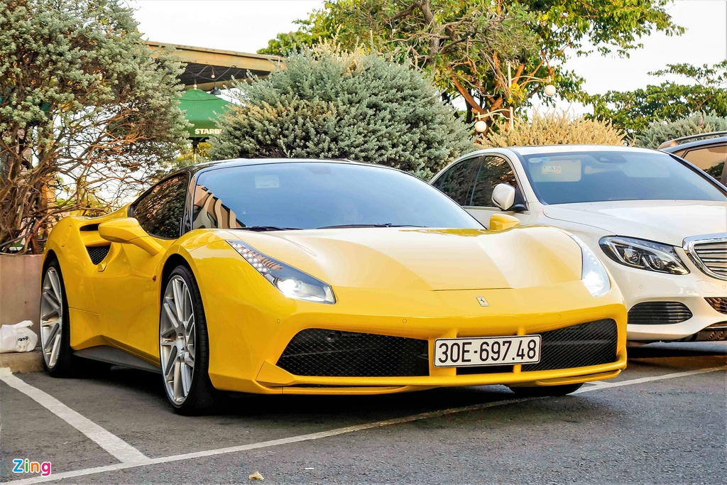 Ferrari cua Cuong Do La anh 3