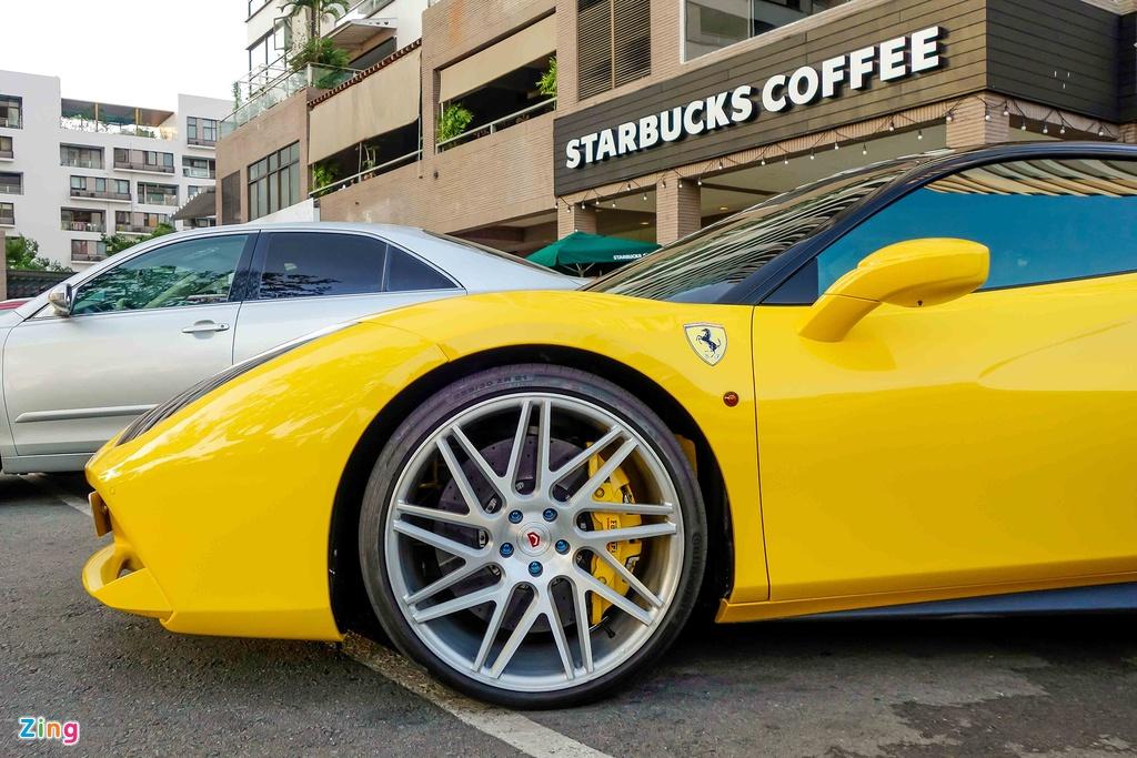 Ferrari cua Cuong Do La anh 5