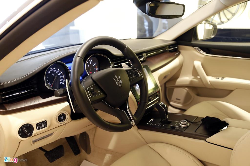 Maserati Quattroporte Viet Nam anh 9
