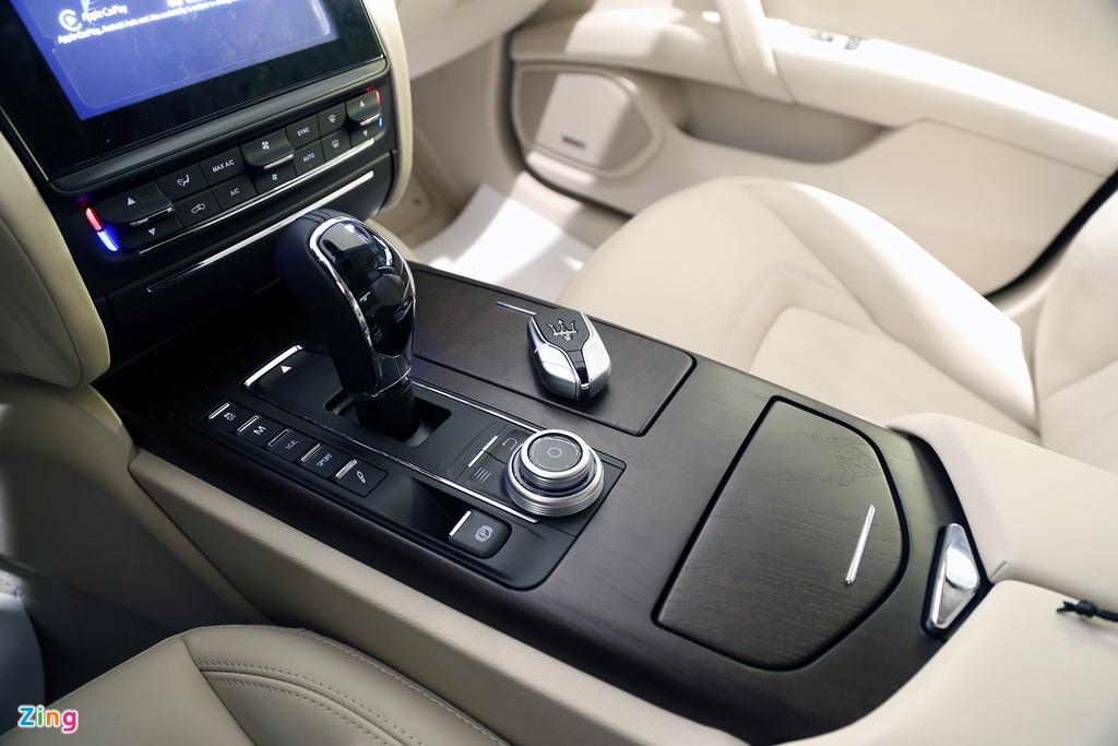 Maserati Quattroporte Viet Nam anh 10
