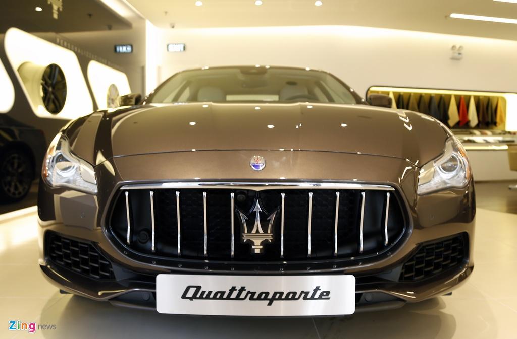 Maserati Quattroporte Viet Nam anh 5