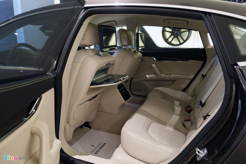 Maserati Quattroporte Viet Nam anh 7
