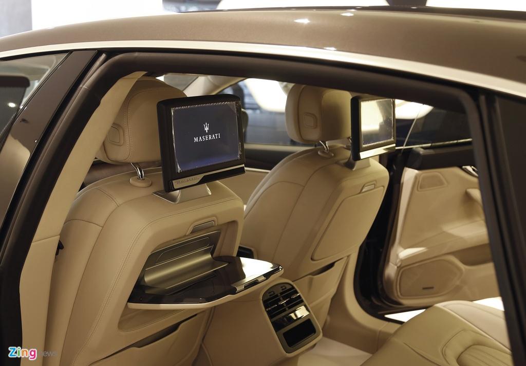 Maserati Quattroporte Viet Nam anh 8