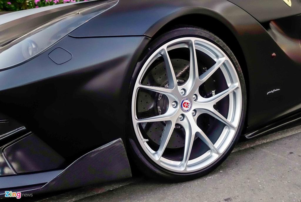 sieu xe Ferrari cua Cuong Do La anh 7