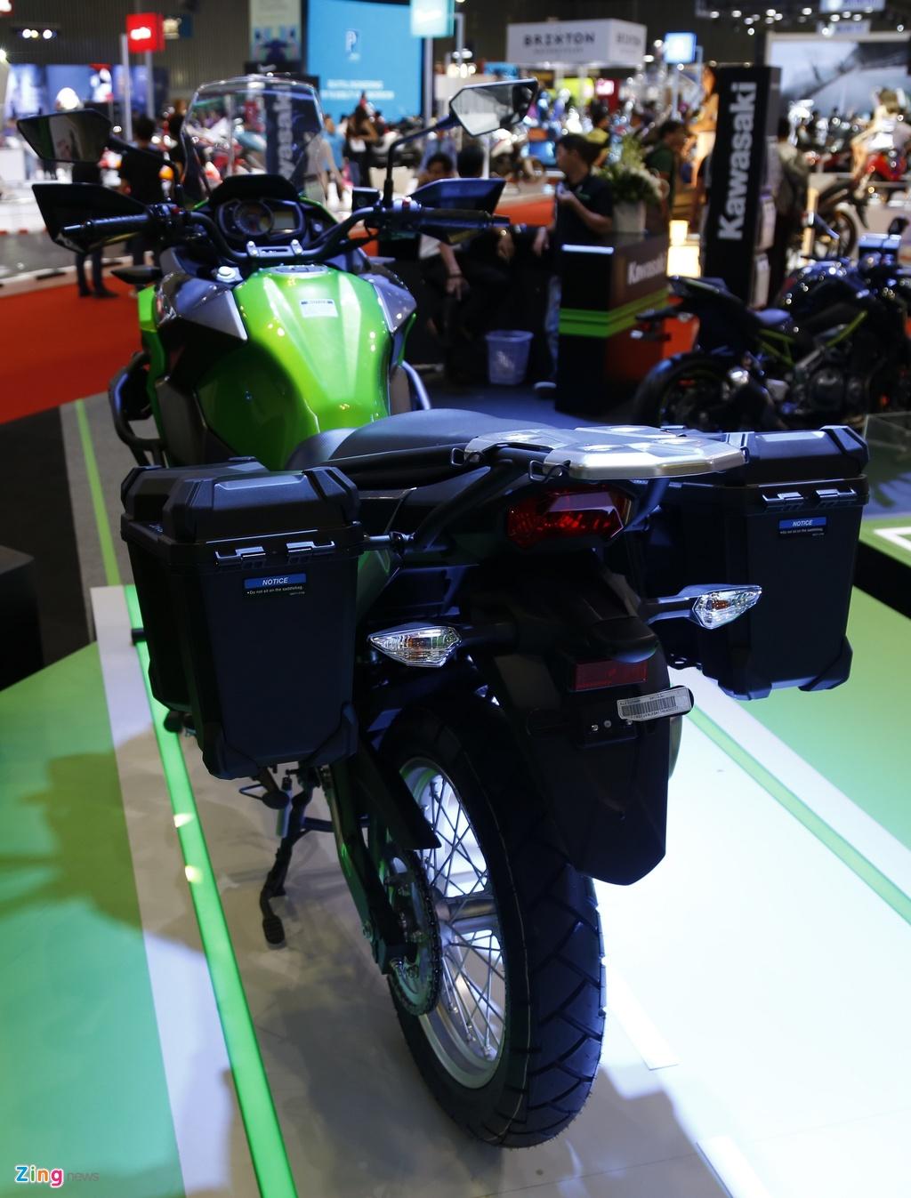 Kawasaki Versys 300 - xe nho cho nguoi moi lay bang A2 tai VN hinh anh 3