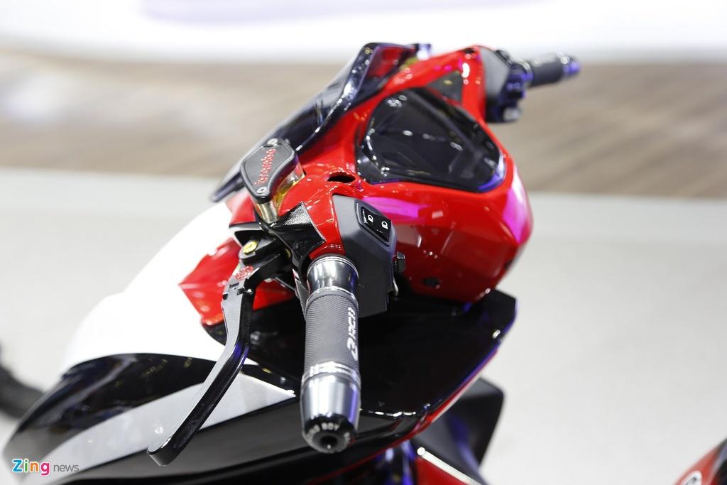 Yamaha NVX do chinh hang anh 8