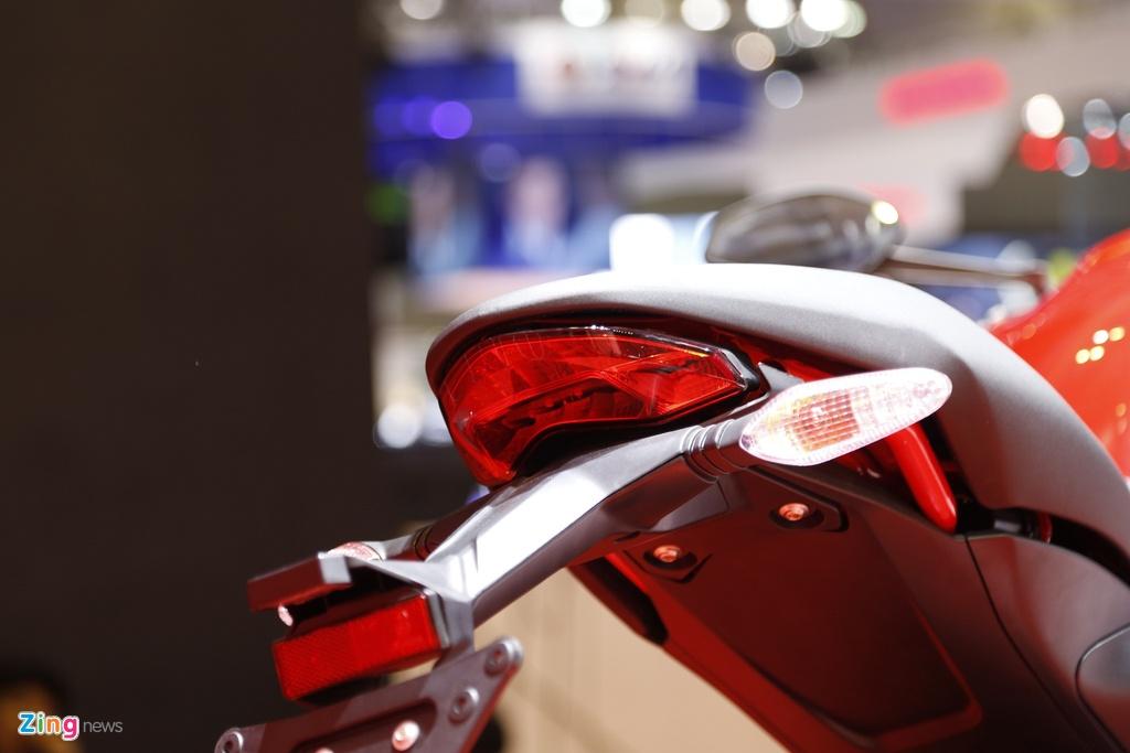 Chi tiet Ducati Monster 797 gia 390 trieu moi ra mat tai Viet Nam hinh anh 8