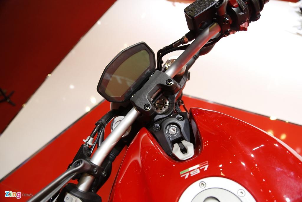 Chi tiet Ducati Monster 797 gia 390 trieu moi ra mat tai Viet Nam hinh anh 10
