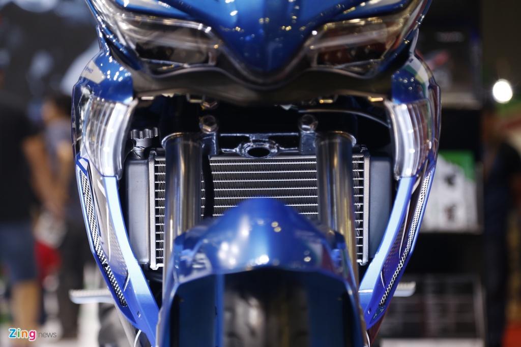 Chi tiet Benelli RFS 150i - doi thu Yamaha Exciter tai Viet Nam hinh anh 8
