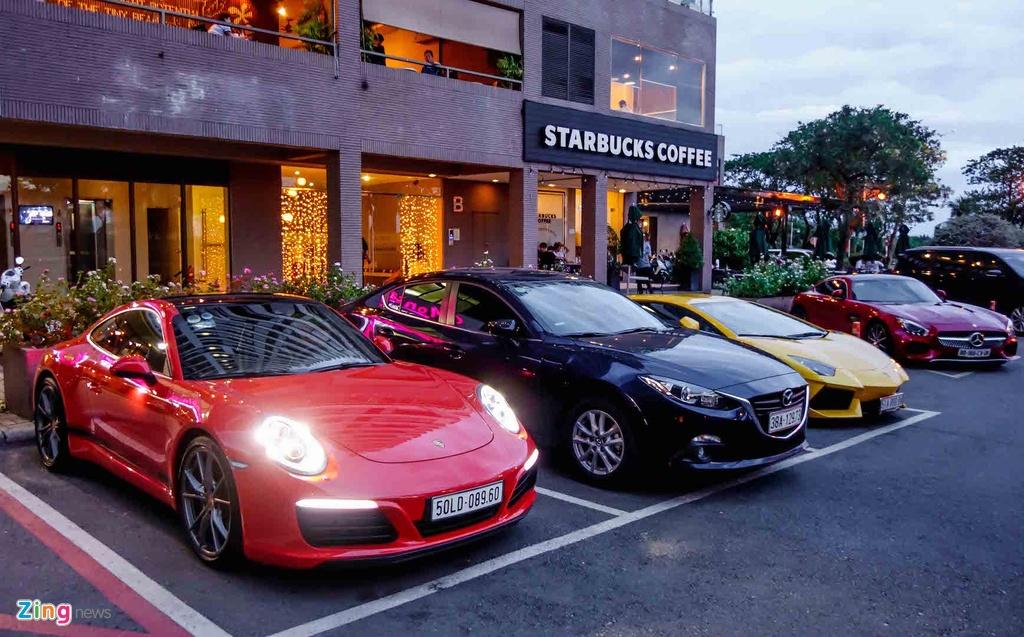 Mercedes GT Cuong Do La anh 11