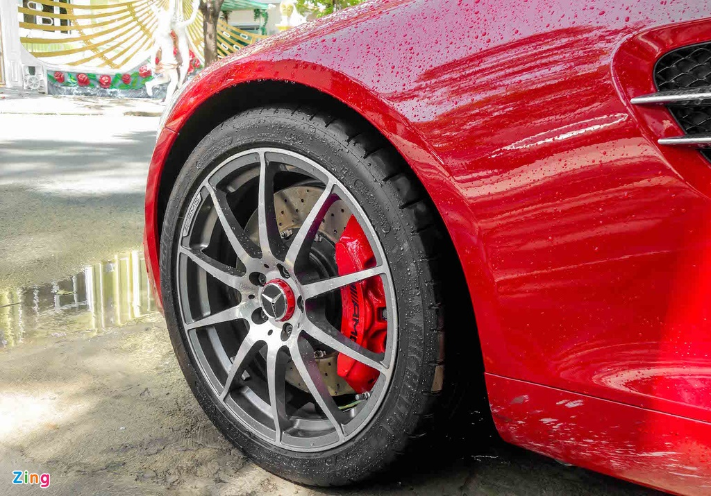 Mercedes GT Cuong Do La anh 6