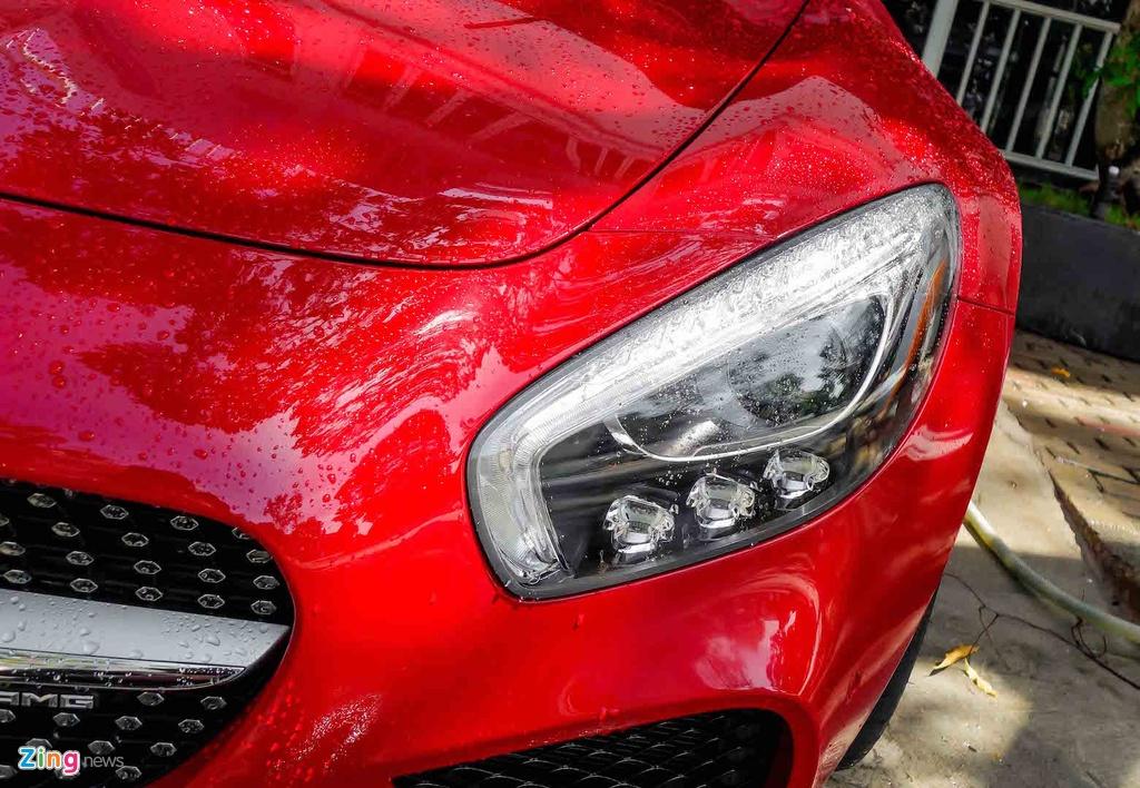 Mercedes GT Cuong Do La anh 7