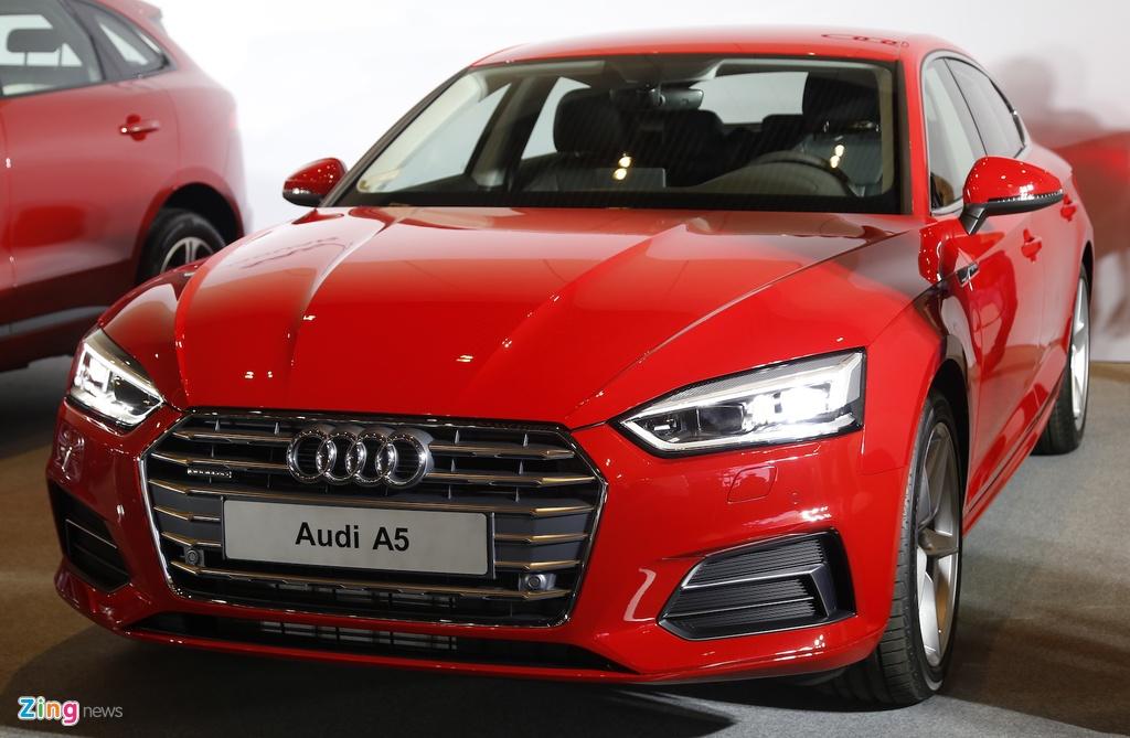 Audi A5 Sportback 2017 tai Viet Nam anh 1