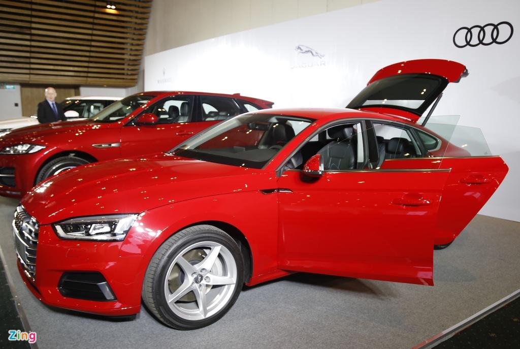 Audi A5 Sportback 2017 tai Viet Nam anh 13
