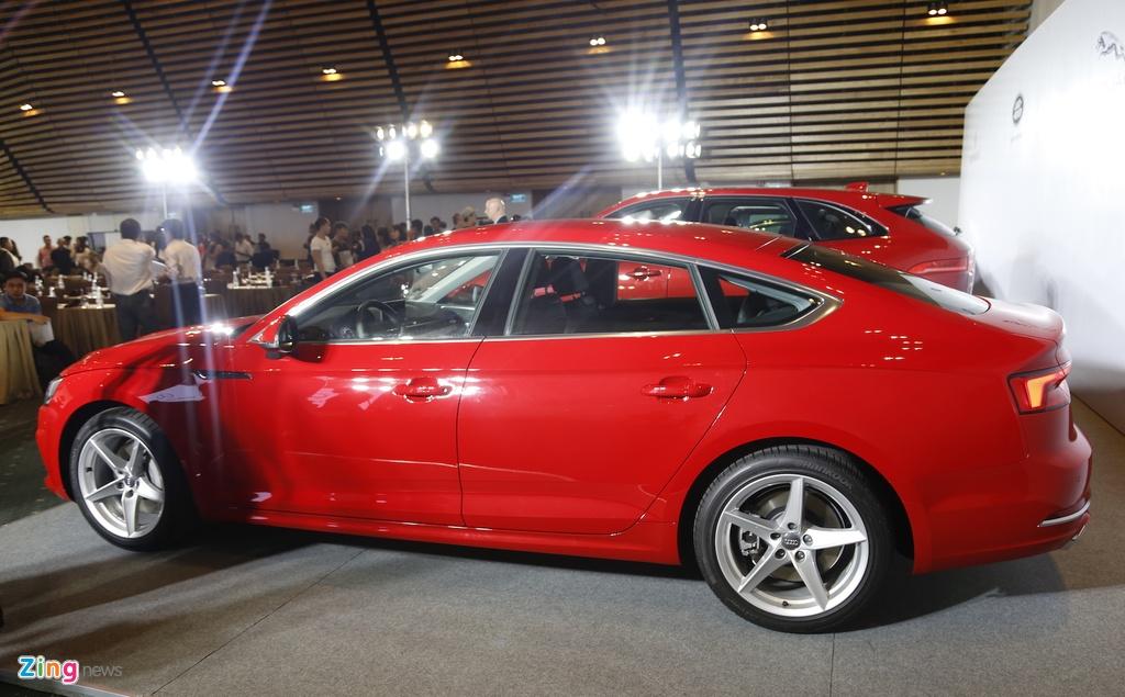 Audi A5 Sportback 2017 tai Viet Nam anh 2