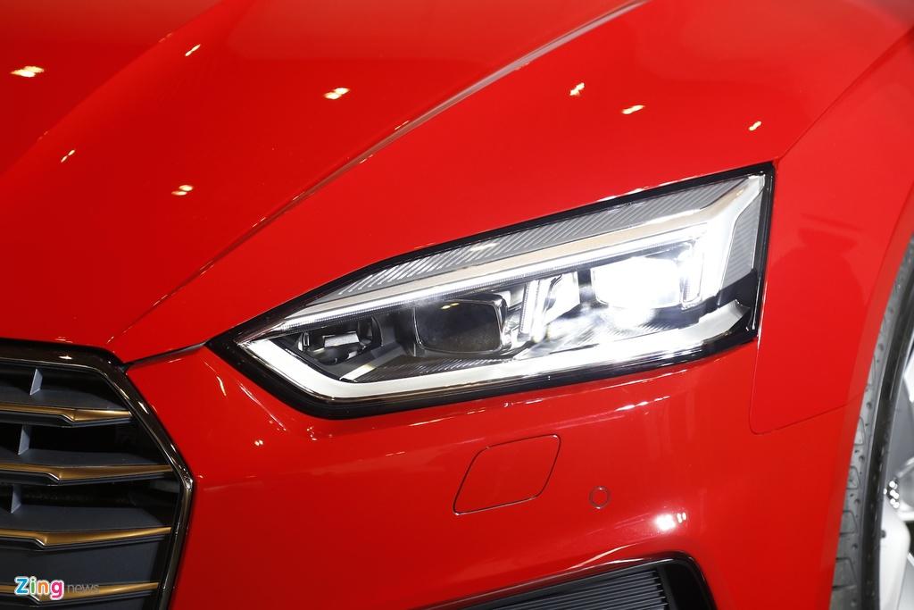 Audi A5 Sportback 2017 tai Viet Nam anh 8