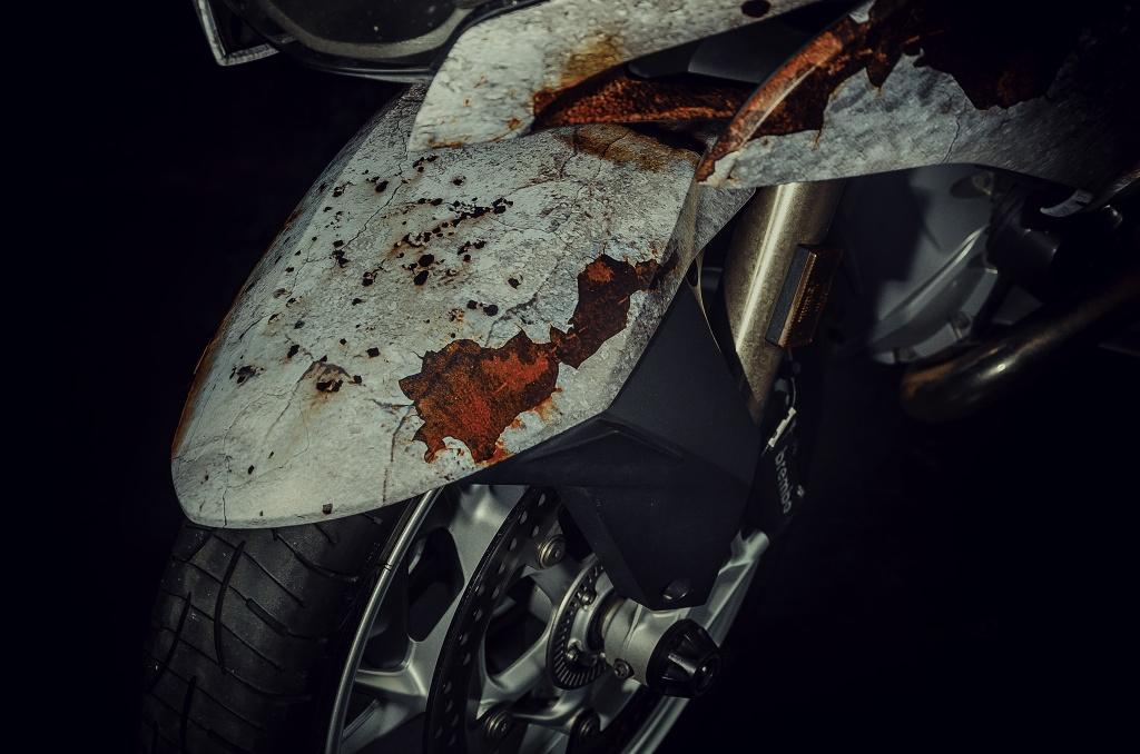 Sieu moto BMW RT1200R do kieu ri set boi tho Viet hinh anh 3