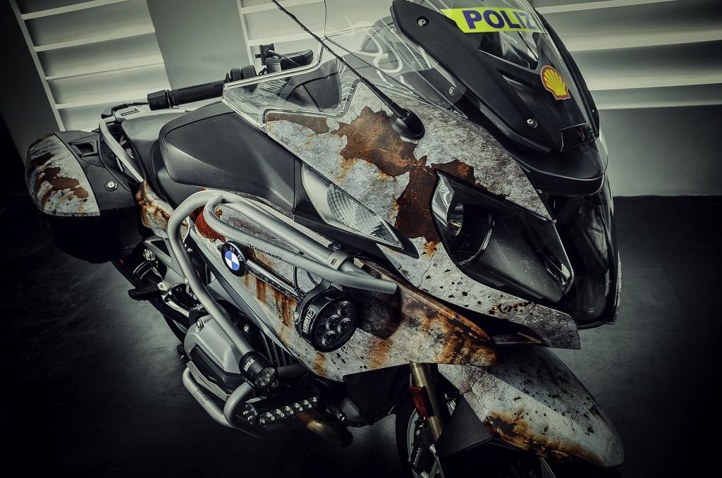 Sieu moto BMW RT1200R do kieu ri set boi tho Viet hinh anh 7