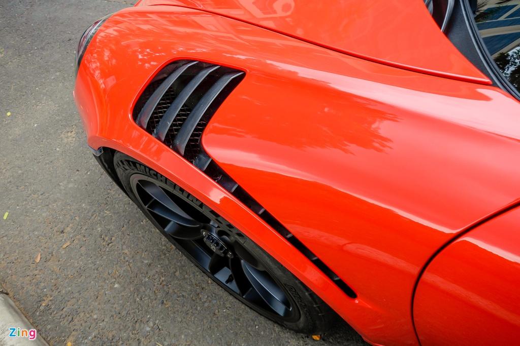Cuong Do La tu tay rua sieu xe Porsche 911 GT3 moi tau hinh anh 6