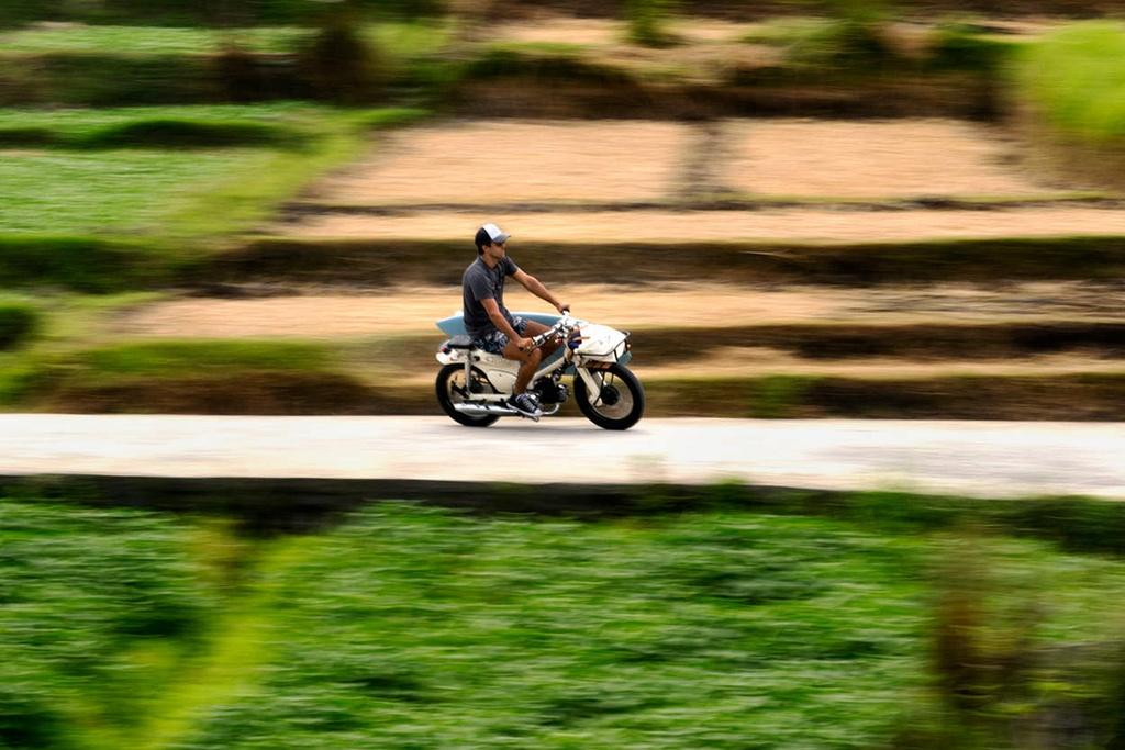 Honda Super Cub do dep cho nguoi thich luot song hinh anh 8