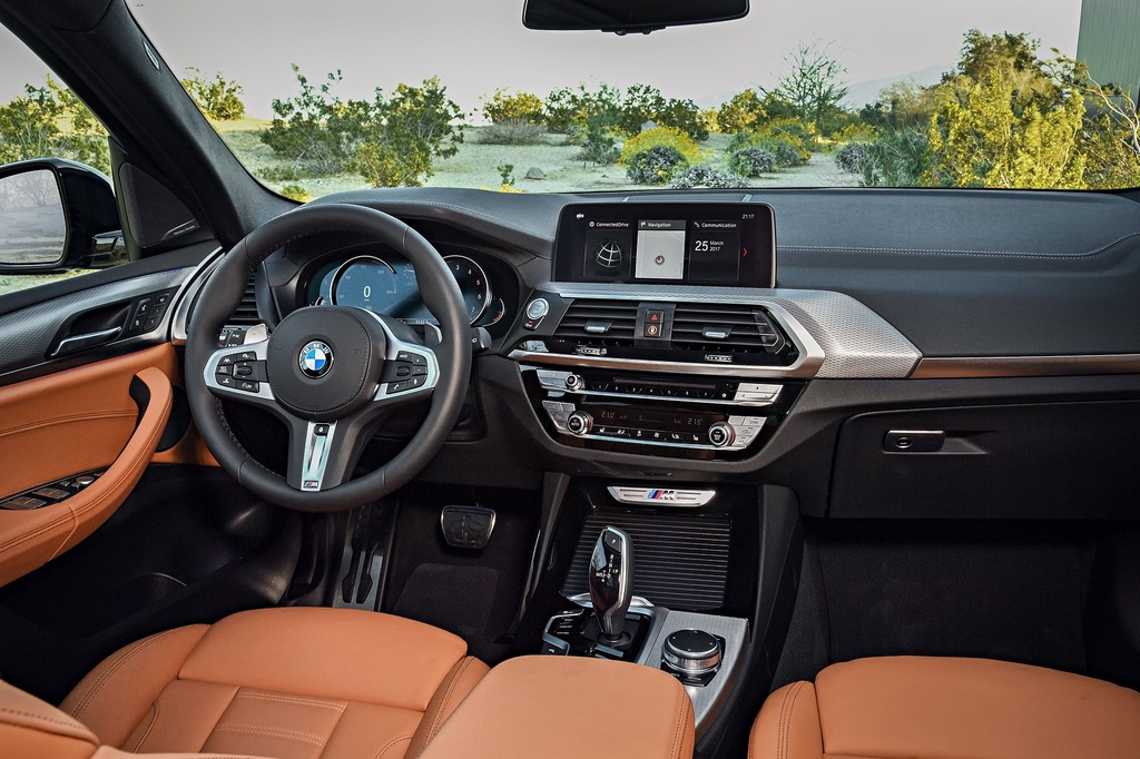 Chi tiet SUV hang sang co nho BMW X3 2018 vua ra mat hinh anh 9