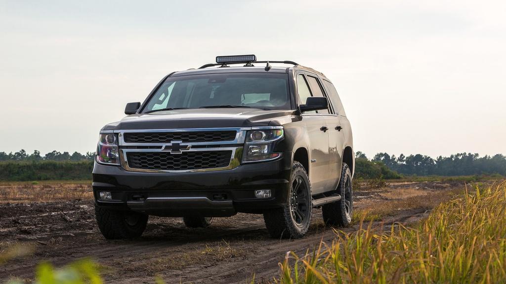 Chevrolet Tahoe - 'xe ma' ho tro luc luong dac nhiem hinh anh 6