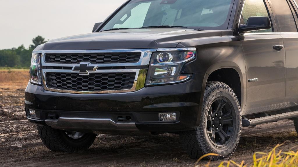 Chevrolet Tahoe - 'xe ma' ho tro luc luong dac nhiem hinh anh 8