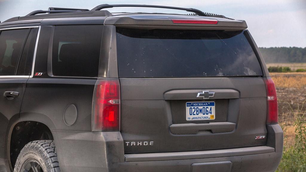 Chevrolet Tahoe - 'xe ma' ho tro luc luong dac nhiem hinh anh 9