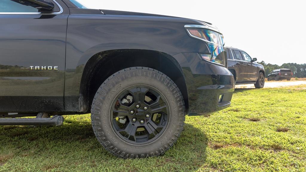Chevrolet Tahoe - 'xe ma' ho tro luc luong dac nhiem hinh anh 10