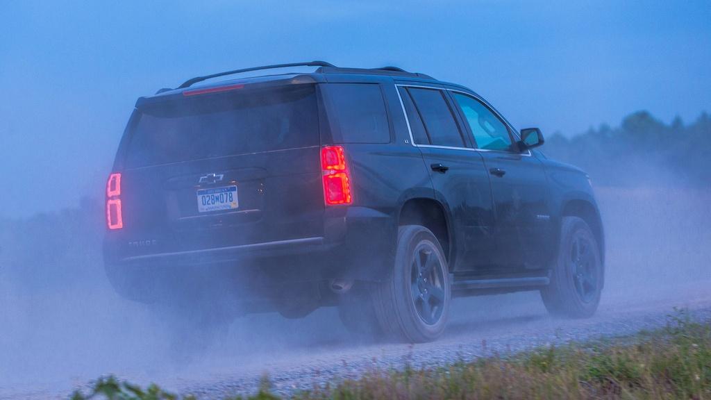 Chevrolet Tahoe - 'xe ma' ho tro luc luong dac nhiem hinh anh 15