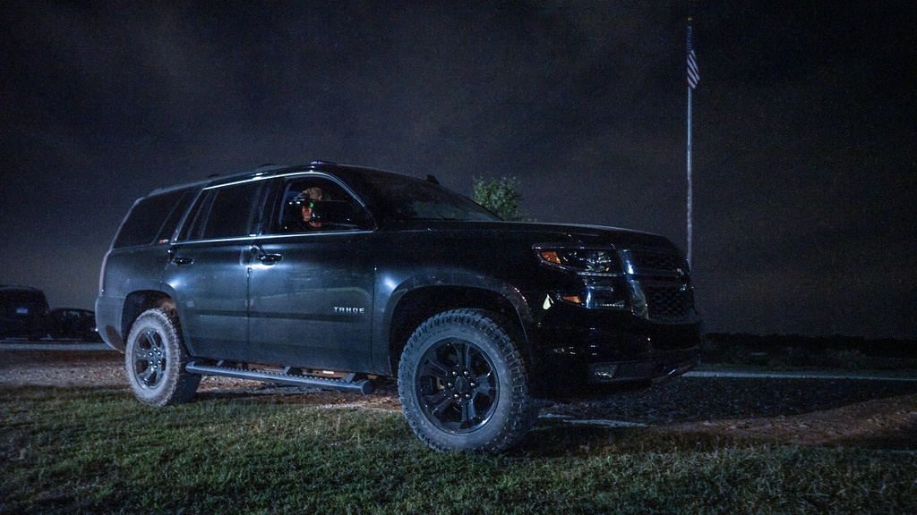 Chevrolet Tahoe - 'xe ma' ho tro luc luong dac nhiem hinh anh 16
