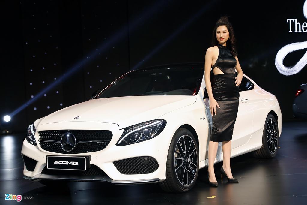 trien lam Mercedes Fascination tai Ha Noi anh 1