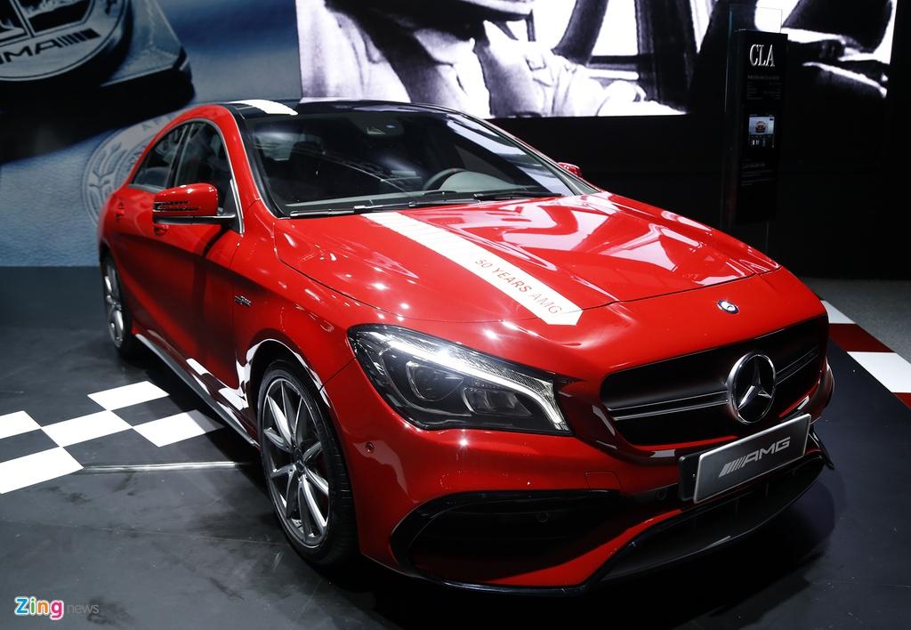 trien lam Mercedes Fascination tai Ha Noi anh 11