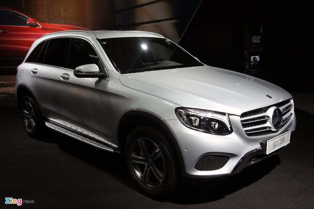 trien lam Mercedes Fascination tai Ha Noi anh 12