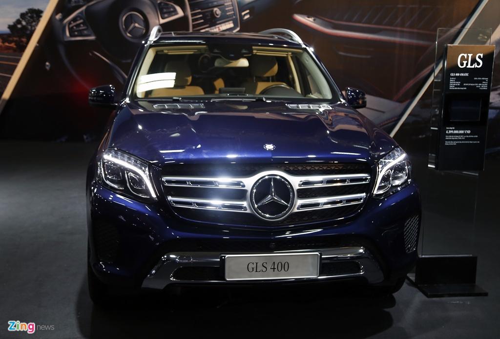 trien lam Mercedes Fascination tai Ha Noi anh 13