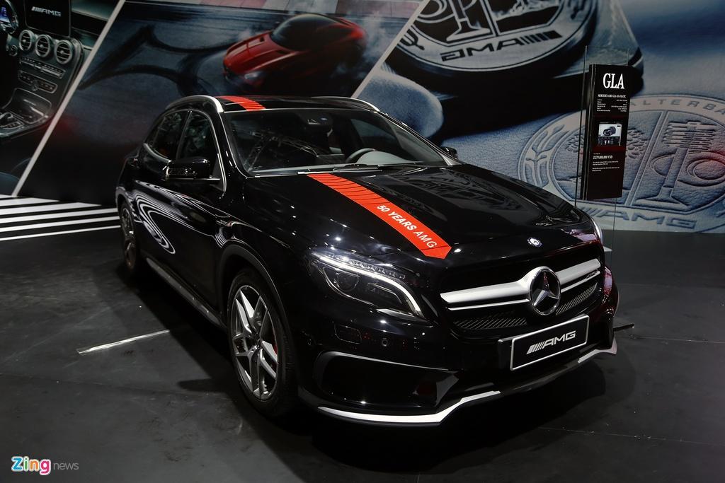 trien lam Mercedes Fascination tai Ha Noi anh 14