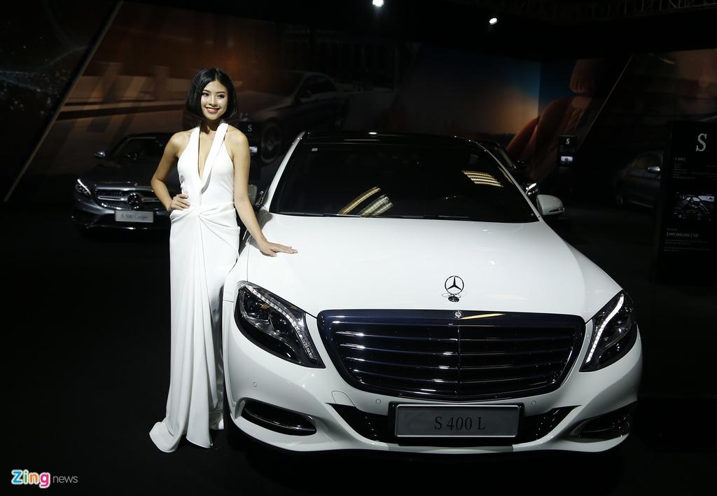 trien lam Mercedes Fascination tai Ha Noi anh 15