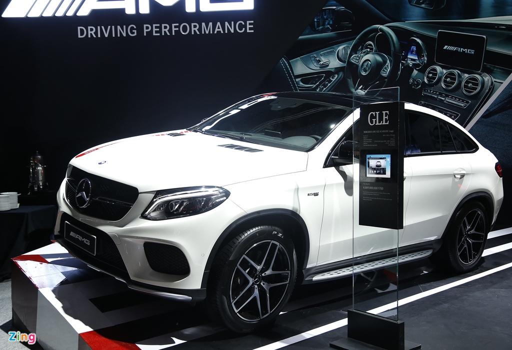 trien lam Mercedes Fascination tai Ha Noi anh 3