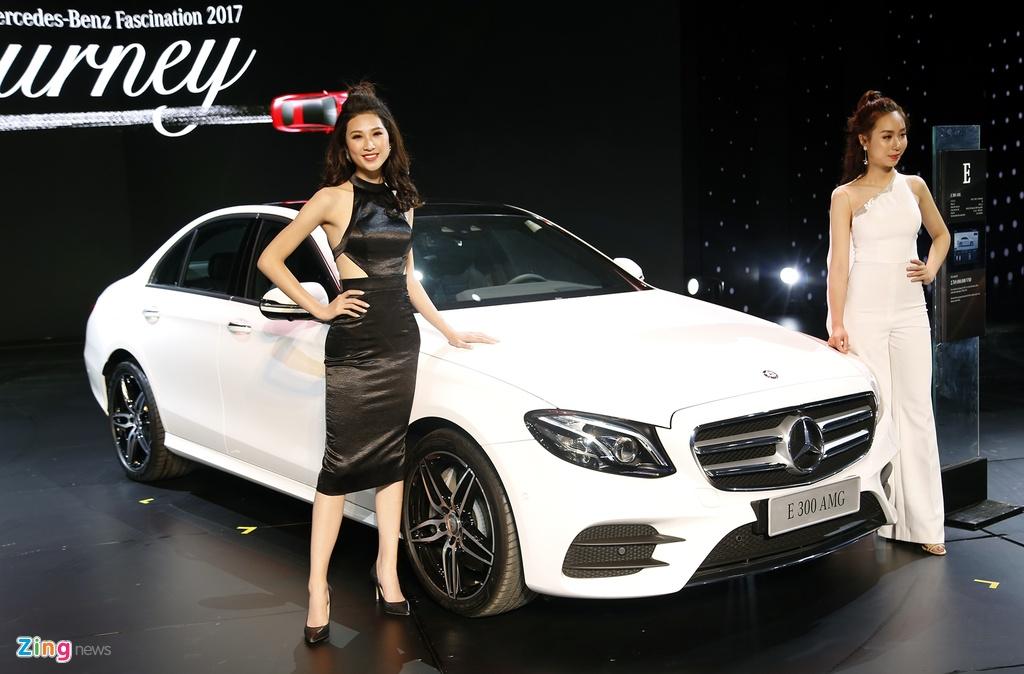 trien lam Mercedes Fascination tai Ha Noi anh 5