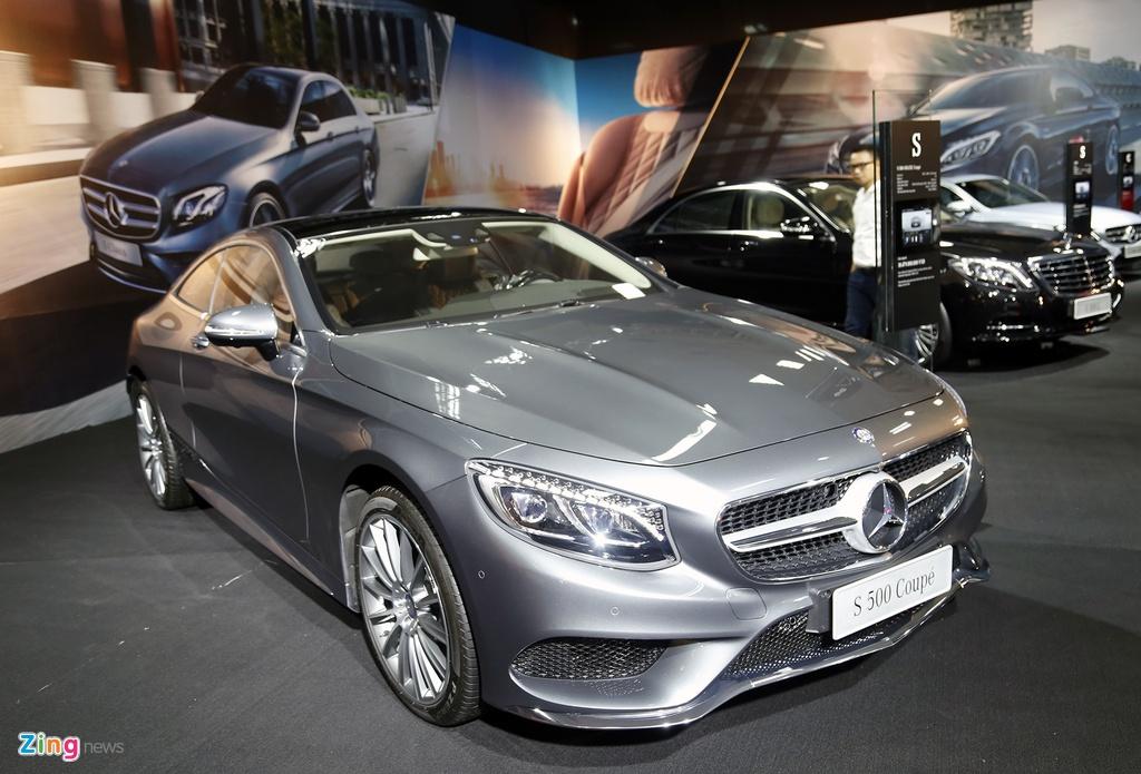 trien lam Mercedes Fascination tai Ha Noi anh 9