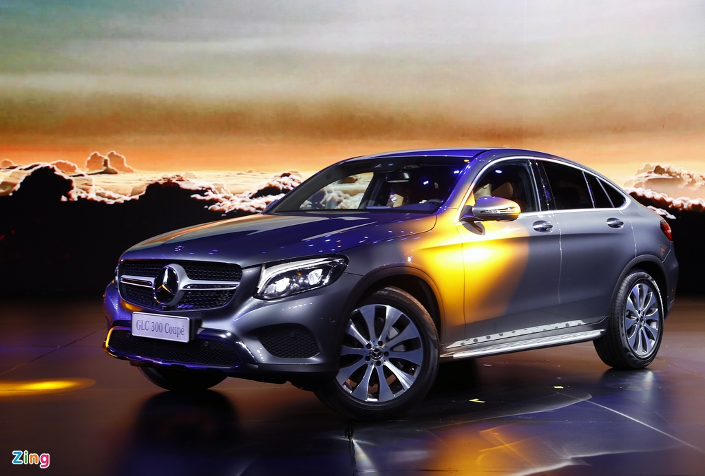 trien lam Mercedes Fascination tai Ha Noi anh 10