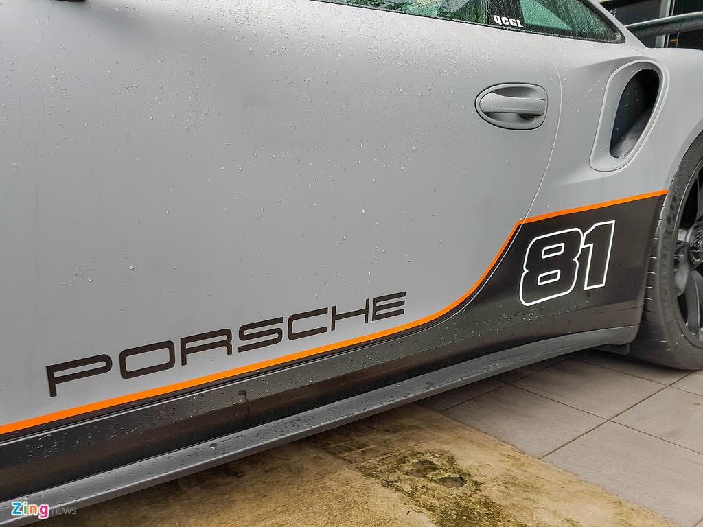 Quoc Cuong Gia Lai do Porsche 911 GT3 goi nho Car Passion hinh anh 6