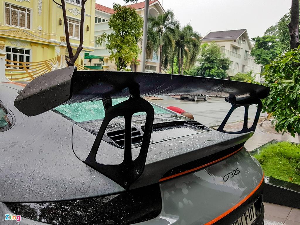 Quoc Cuong Gia Lai do Porsche 911 GT3 goi nho Car Passion hinh anh 10