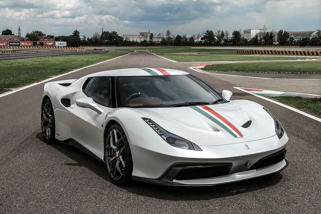 10 chiec Ferrari hiem nhat the gioi danh cho ty phu hinh anh 7
