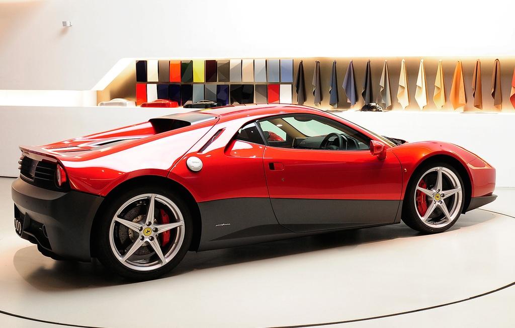 10 chiec Ferrari hiem nhat the gioi danh cho ty phu hinh anh 1
